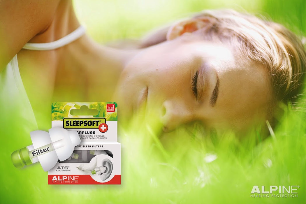 Alpine SleepSoft - Hearing protection for sleeping