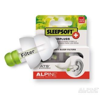 Alpine SleepSoft - Hearing protection for sleeping - ODYO Shop