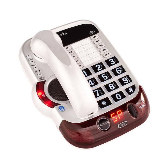Clarity Altopearl - Corded amplified phone +53dB ASSISTIVE LISTENING DEVICES ODYO Shop