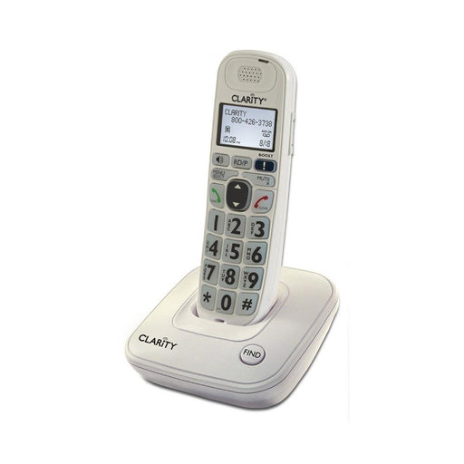 Clarity D704 - Cordless amplified telephone +40dB ASSISTIVE LISTENING DEVICES ODYO Shop