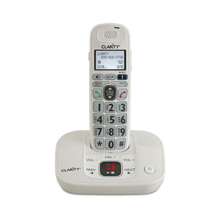 Clarity D714 - Cordless amplified telephone +40dB ASSISTIVE LISTENING DEVICES ODYO Shop