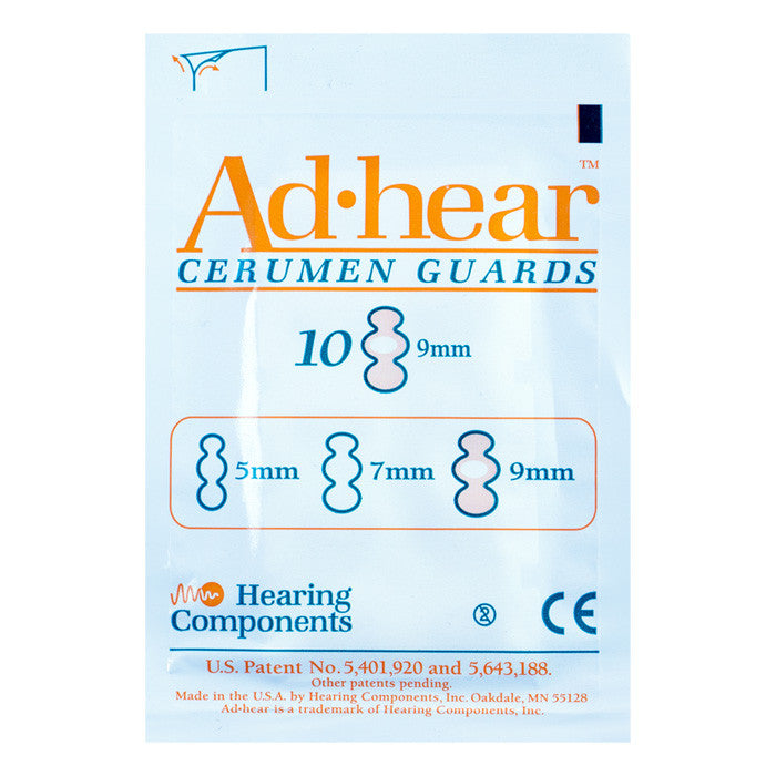 AdHear Comply - Cerumen guards