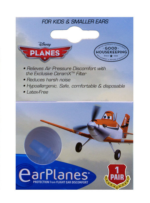 EarPlanes - Flight ear discomfort earplugs - ODYO Shop