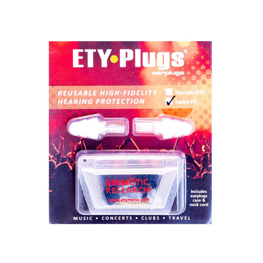 ETY Plugs ER-20 - High fidelity earplugs for musicians and parties - ODYO Shop