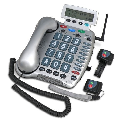 Geemarc AMPLI600 - Emergency connect amplified speakerphone +50dB - ODYO Shop