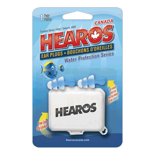 Hearos - Water protection ear plugs - ODYO Shop