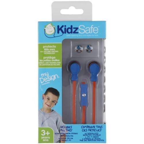 KidzSafe My Design - Volume limiting earbuds for children - ODYO Shop
