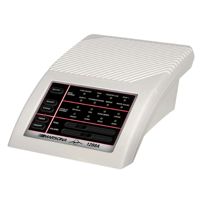 Marsona 1288A - Tinnitus masker and noise generator machine - ODYO Shop