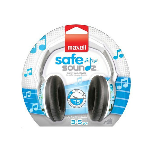 Maxell Safe Soundz - Volume limiting headphones for kids - ODYO Shop