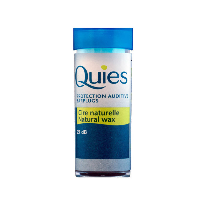 Quies Boules - Natural wax ear plugs NRR 27dB