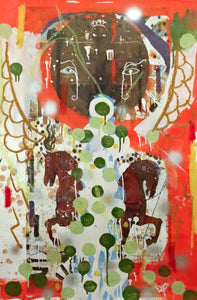 Song Keeper f (Green Dots), 2007