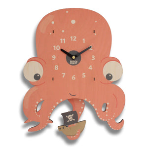 Larry the Octopus