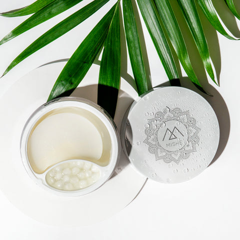 CAPSULE EYE CREAM & COCONUT HYDROGEL PATCH, Eye Care, Mishe Beauty, Mishe Beauty