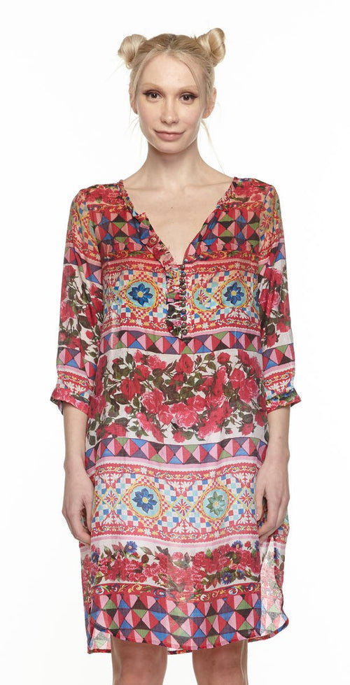 Aratta 'Jungle Island' Tunic