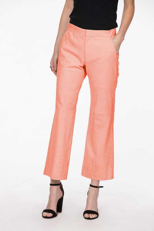 Double D Ranch 'Forever Country' Pant in Peach