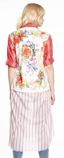 Aratta 'American Beauty' Tunic