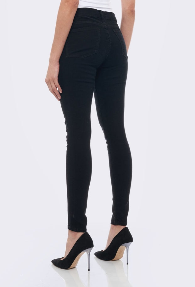 Night in Rio - Skinny Hi-Rise Jeans