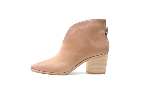 Natural Bellone Booties