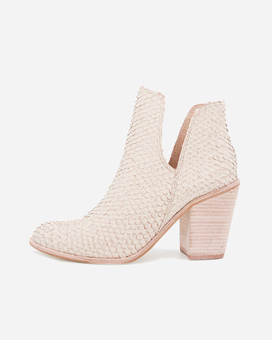 Gattinara Open-Ankle Booties