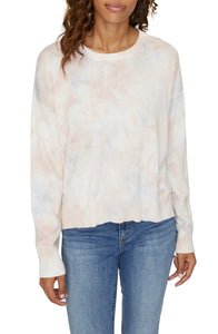 Cloud Wash Sunsetter Sweater