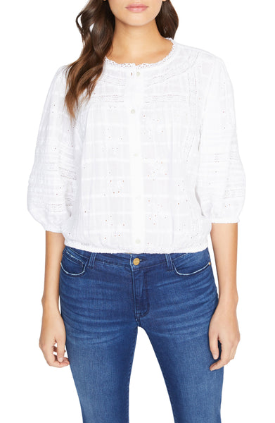 Country Lane Heirloom Blouse
