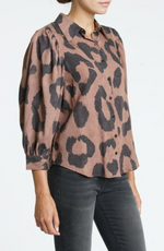 Load image into Gallery viewer, Ariella Puff Sleeve Shirt