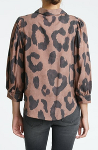 Ariella Puff Sleeve Shirt