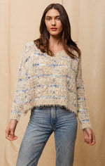 Load image into Gallery viewer, Davia Pullover Sweater