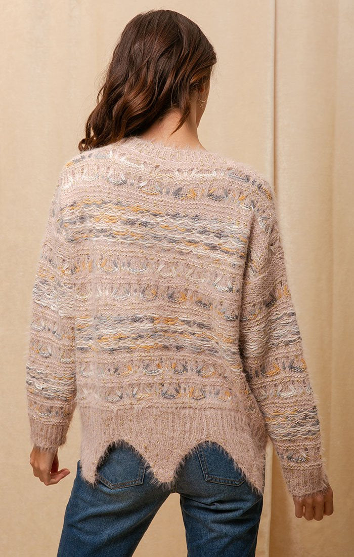 Odysseia Pullover Sweater