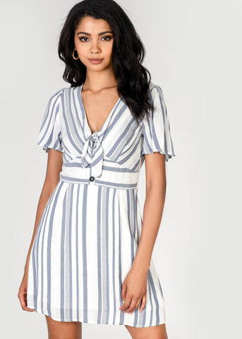 Laguna Fever Mini Dress
