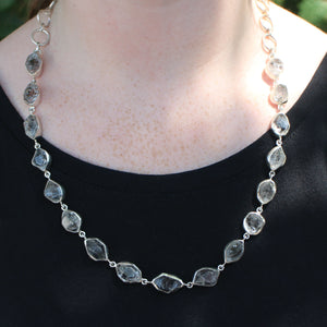 Herkimar Diamond Necklace