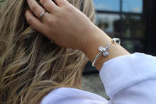 Load image into Gallery viewer, Silver Elephant Head Bracelet