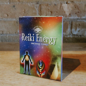 Reiki Energy Cone Incense
