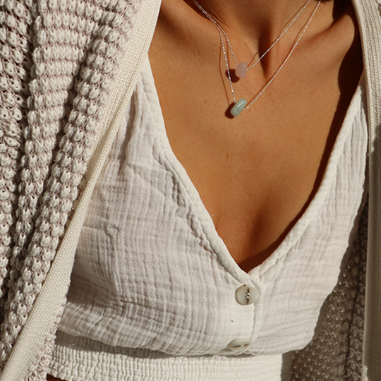 Throat Chakra Necklace