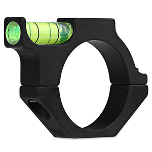 1 inch Ring Mount Holder Aluminum Alloy Riflescope Bubble Spirit Level