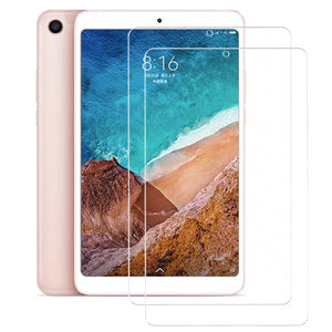 ASLING 0.3mm 9H Tempered Glass Protective Screen Film for Xiaomi Mi Pad 4 2pcs