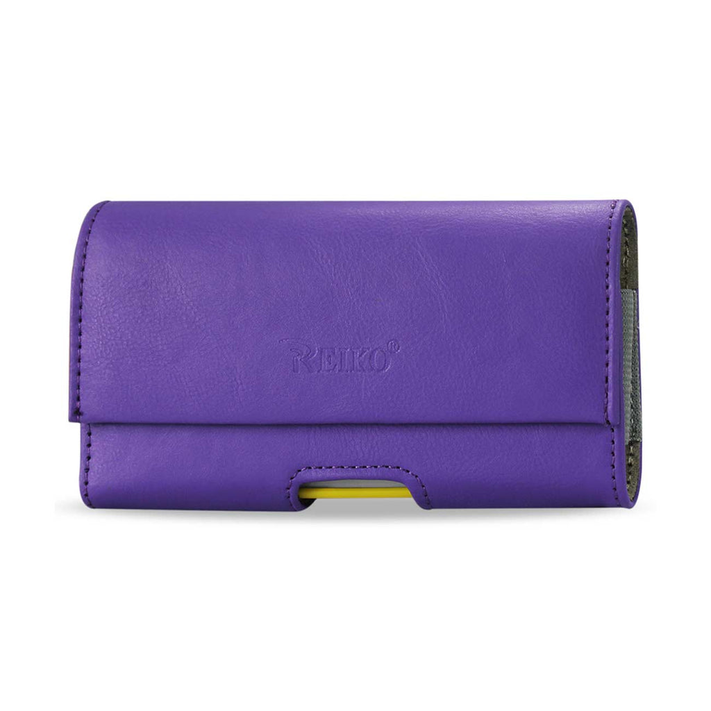 HORIZONTAL POUCH SAMSUNG GALAXY S III I9300 IN PURPLE (5.38X36.2X32.4 INCHES PLUS) - keywebcoshop
