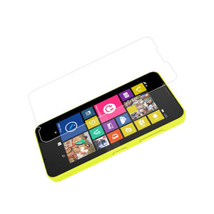 REIKO NOKIA LUMIA 635 TEMPERED GLASS SCREEN PROTECTOR IN CLEAR - keywebcoshop