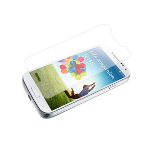 REIKO SAMSUNG GALAXY S4 TEMPERED GLASS SCREEN PROTECTOR IN CLEAR - keywebcoshop