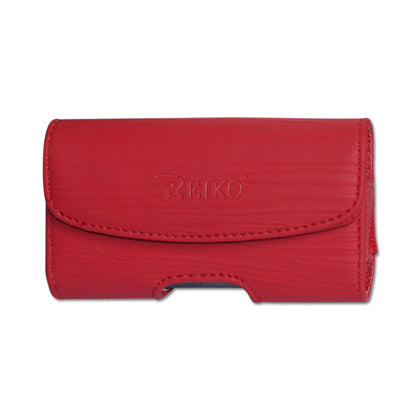 HORIZONTAL POUCH HP1025A MOTOROLA V9 RED 4X0.5X2.1 INCHES - keywebcoshop