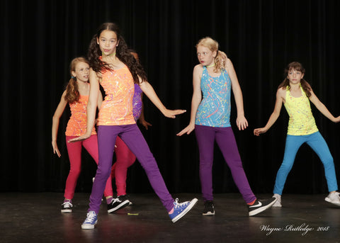 Hip Hop Recital Photography