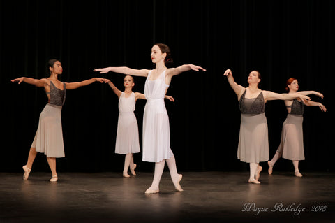 Ballet Recital Photography