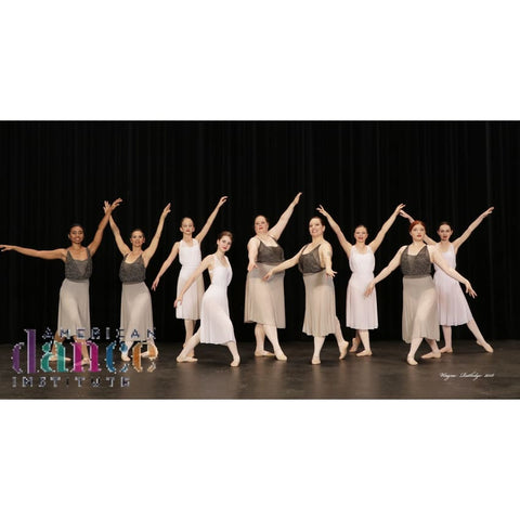 Intermediate Ballet 1 Photography