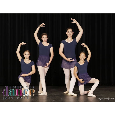 Junior Ballet 2 Photography