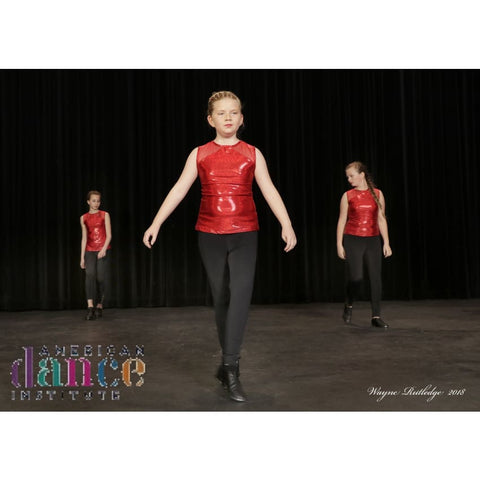 Junior Teen Intermediate Tap 13 Photography