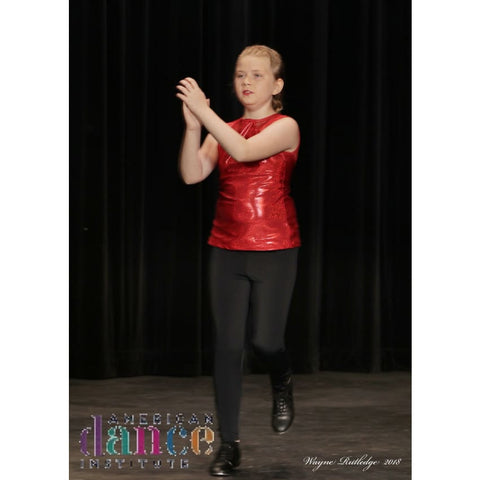 Junior Teen Intermediate Tap 5 Photography