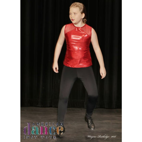 Junior Teen Intermediate Tap 8 Photography