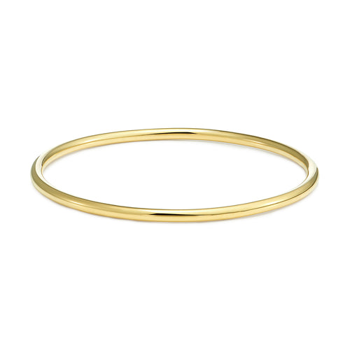Classic Bangle, Polished 3mm