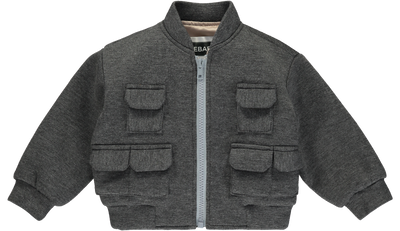 BB Bomber Grey
