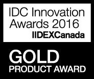IDC Gold Innovation Award 2016